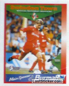 Swindon Town (Club Programmes)
