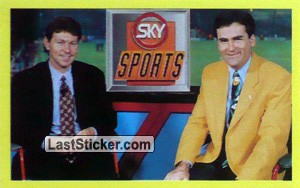 Richard Keys & Clive Allen (Sky Sports)