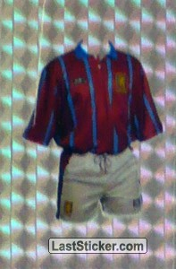 Aston Villa (Home Kits)