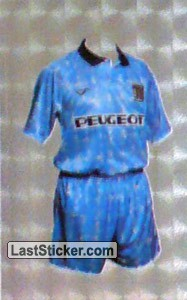 Coventry City (Home Kits)