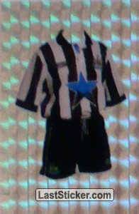 Newcastle United (Home Kits)