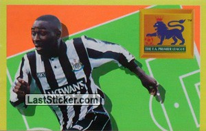 Andy Cole (Star Player 1/2) (Newcastle United)