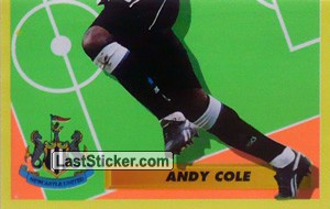 Andy Cole (Star Player 2/2) (Newcastle United)
