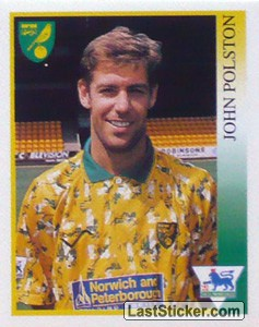 John Polston (Norwich City)