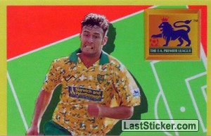 Chris Sutton (Star Player 1/2) (Norwich City)
