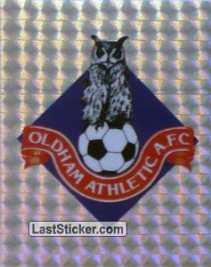 Club Emblem (Oldham Athletic)