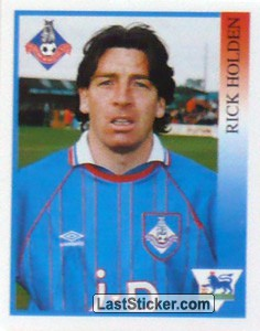 Rick Holden (Oldham Athletic)