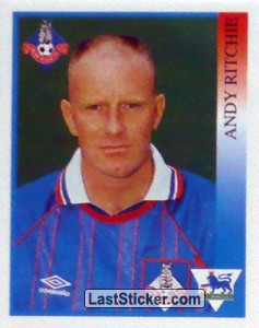 Andy Ritchie (Oldham Athletic)