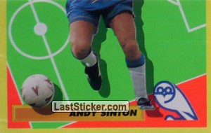 Andy Sinton (Star Player 2/2) (Sheffield Wednesday)