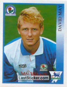 David May (Blackburn Rovers)