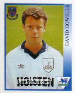 David Howells (Tottenham Hotspur)