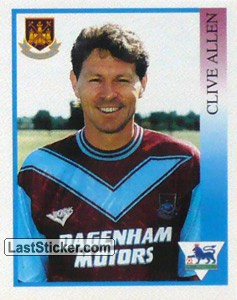 Clive Allen (West Ham United)