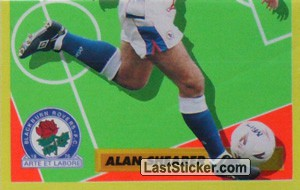 Alan Shearer (Star Player 2/2) (Blackburn Rovers)
