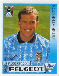 Peter Atherton (Coventry City)
