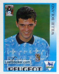 Willie Boland (Coventry City)