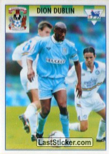 Dion Dublin (Star Player) (Coventry City)