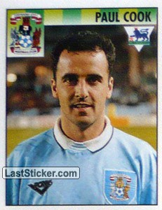 Paul Cook (Coventry City)
