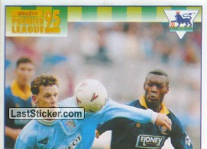 Brian Borrows (Action 1/2) (Coventry City)