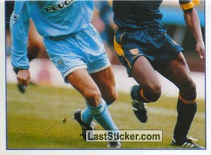 Brian Borrows (Action 2/2) (Coventry City)