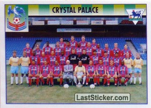 Team Photo (Crystal Palace)