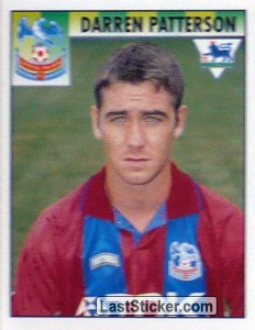 Darren Patterson (Crystal Palace)