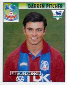 Darren Pitcher (Crystal Palace)