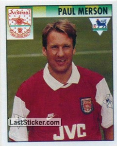 Paul Merson (Arsenal)