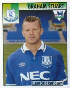 Graham Stuart (Everton)