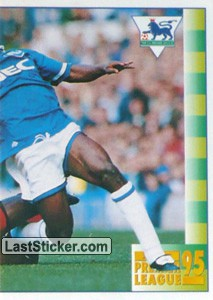 Daniel Amokachi (Action 2/2) (Everton)