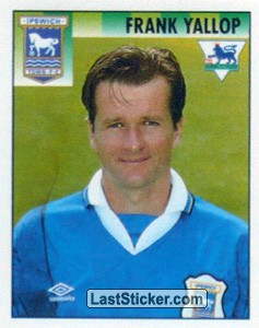 Frank Yallop (Ipswich Town)