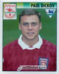 Paul Dickov (Arsenal)