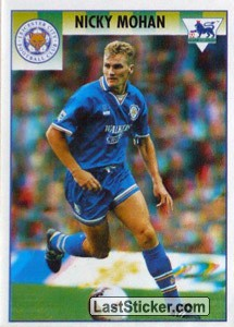 Nicky Mohan (Star Player) (Leicester City)