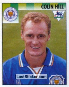 Colin Hill (Leicester City)