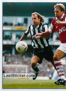 Paul Merson (Action 1/2) (Arsenal)