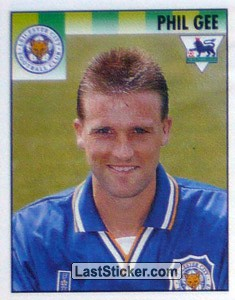 Phil Gee (Leicester City)