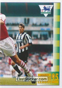 Paul Merson (Action 2/2) (Arsenal)