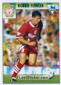 Robbie Fowler (Star Player) (Liverpool)