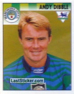 Andy Dibble (Manchester City)