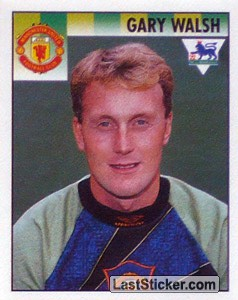 Gary Walsh (Manchester United)