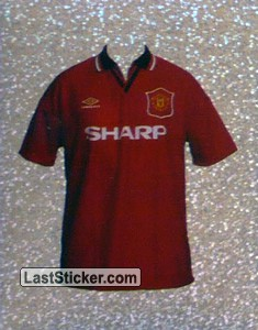 Home Kit (Manchester United)
