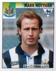 Marc Hottiger (Newcastle United)