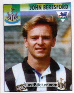 John Beresford (Newcastle United)