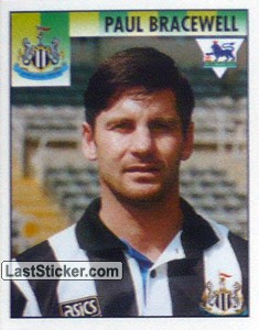 Paul Bracewell (Newcastle United)