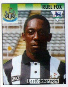 Ruel Fox (Newcastle United)