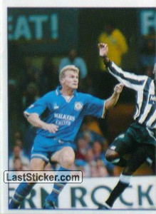 Andy Cole (Action 1/2) (Newcastle United)