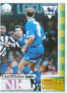 Andy Cole (Action 2/2) (Newcastle United)
