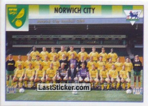 Team Photo (Norwich City)