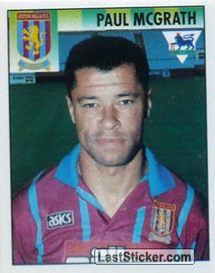 Paul McGrath (Aston Villa)