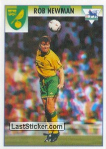 Rob Newman (Star Player) (Norwich City)