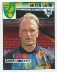 Bryan Gunn (Norwich City)